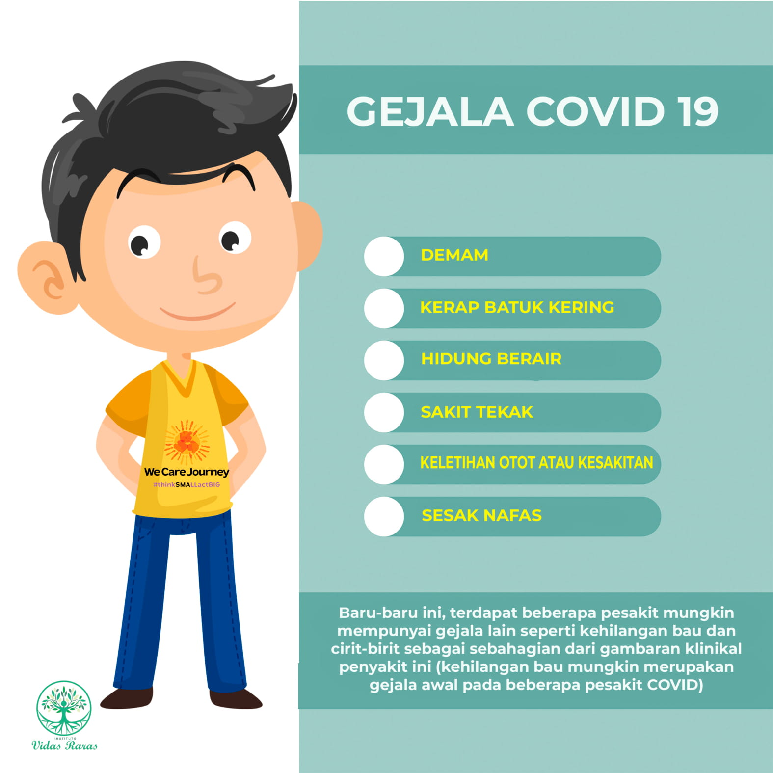 General Guidelines For People With Spinal Muscular Atrophy Or Sma And Their Caregivers In The Coronavirus Pandemic Stories We Care Journey